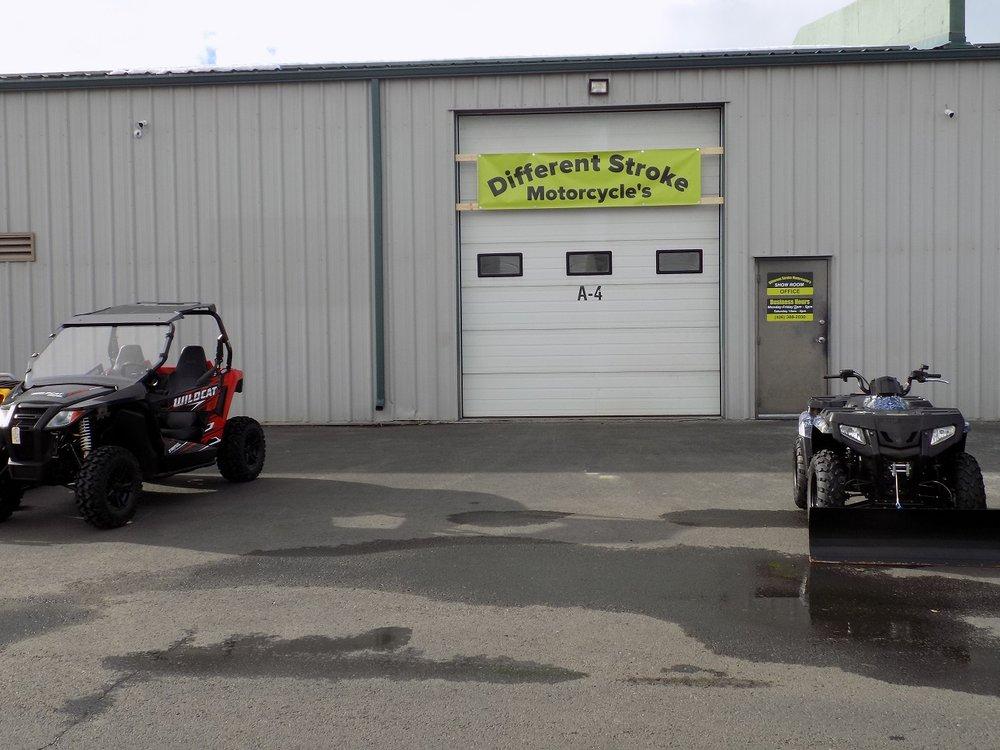 Different Stroke Motorsports: 170 Travis Way, Manhattan, MT