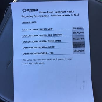 Update Republic Says No Garbage Pickup In Edmonds Wednesday