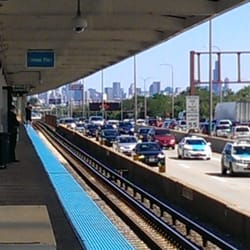 Cta irving park blue line train stations 4131 w for Irving hotel chicago