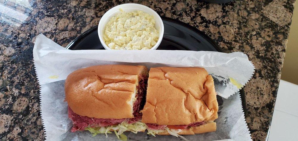 New York Sandwich Shop: 593 Joseph E Lowery Blvd, Atlanta, GA