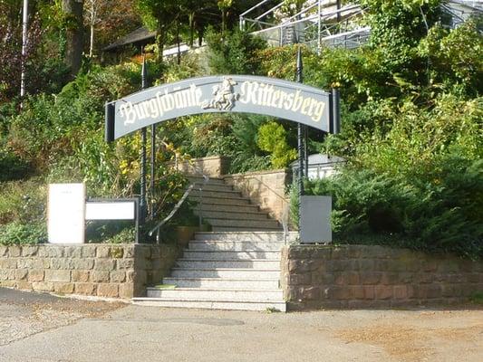 Burgschänke Rittersberg - Palatine - Hambacher Schloß 19, Neustadt ...