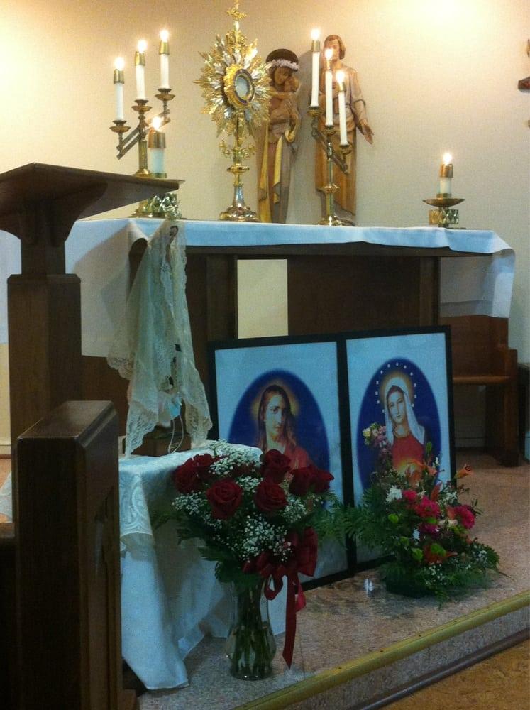 St Anthony's Catholic Church of Washington: 1029 Monroe St NE, Washington, DC, DC