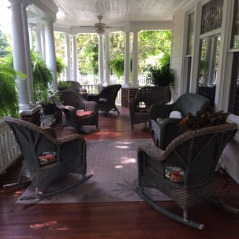 Photo Of The Madison House   Whiteville, NC, United States. Porch