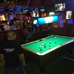 Red Zone Sports Bar And Grill Sports Bars N Rt Marion - Valley bar pool table for sale