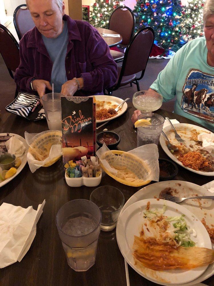 La Paloma Restaurant: 5183 E Clifton St, Safford, AZ