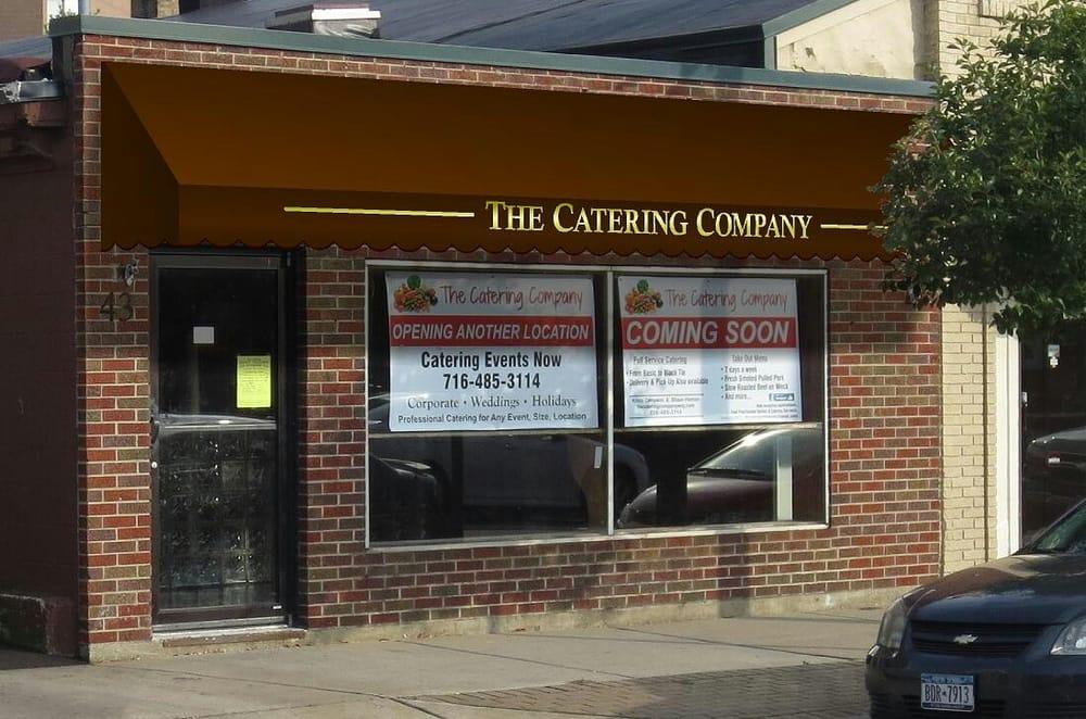 The Catering Company: 307 E Main St, Fredonia, NY