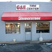 G & E Tire Center: 1217 W Danville St, South Hill, VA