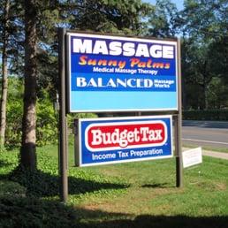 michigan city massage