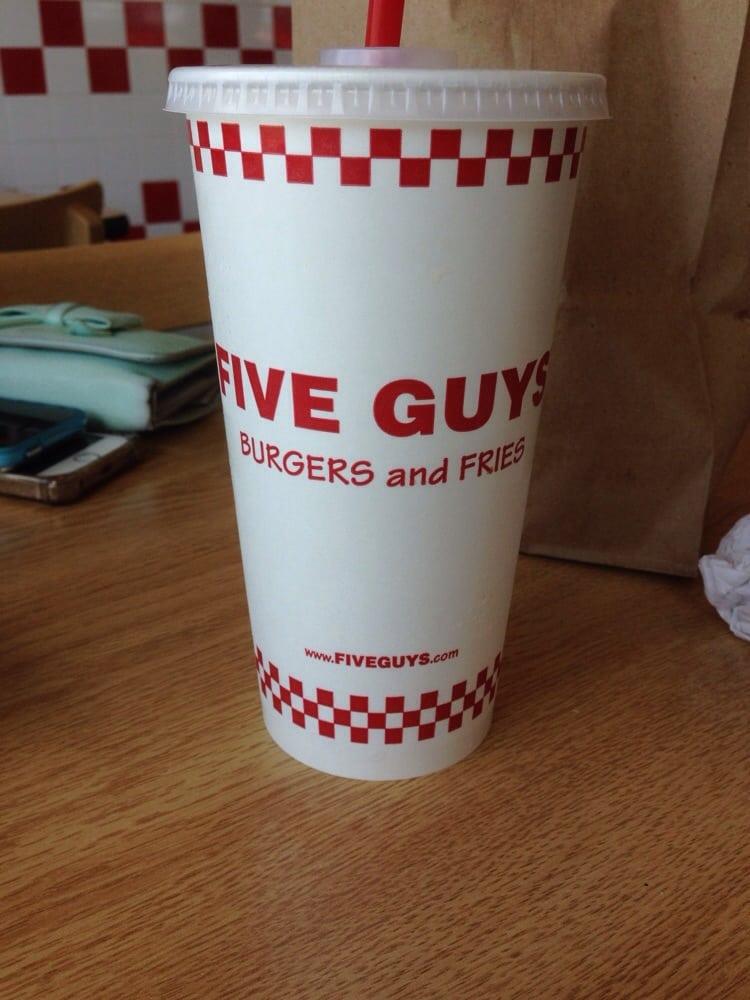 Five Guys Burgers And Fries Kansas City Mo