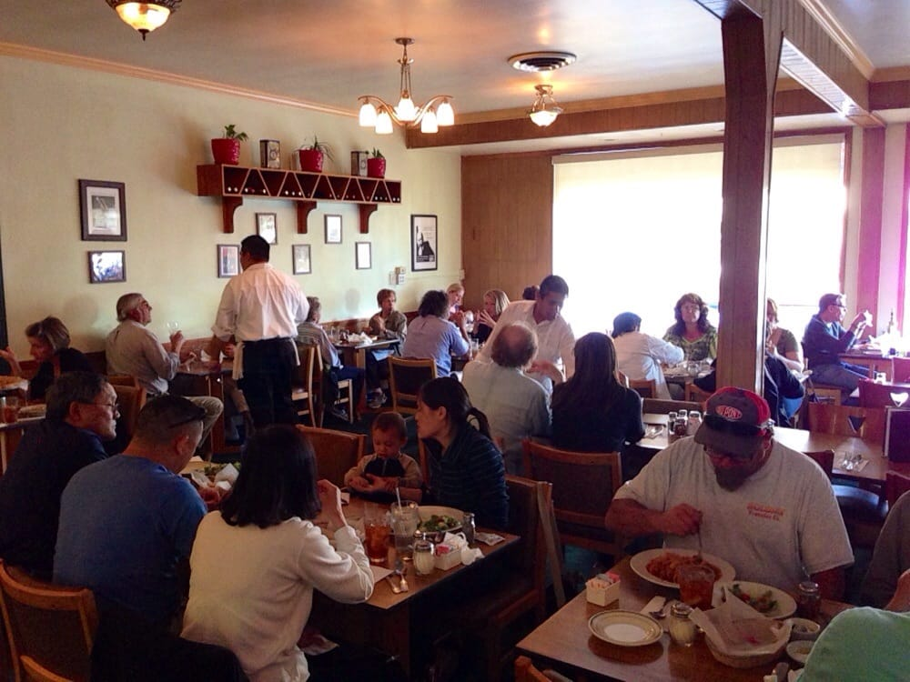Restaurant westchester ca united states full front dining room