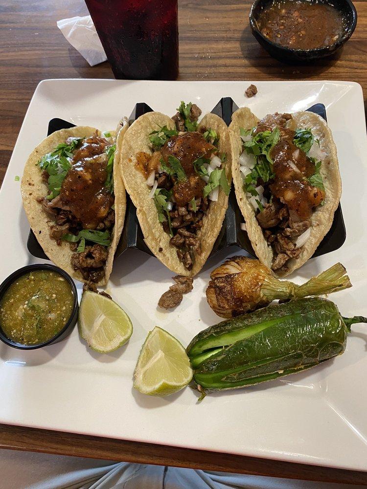 Pedro's Mexican Grill and Cantina: 212 Plaza Dr, Zebulon, GA