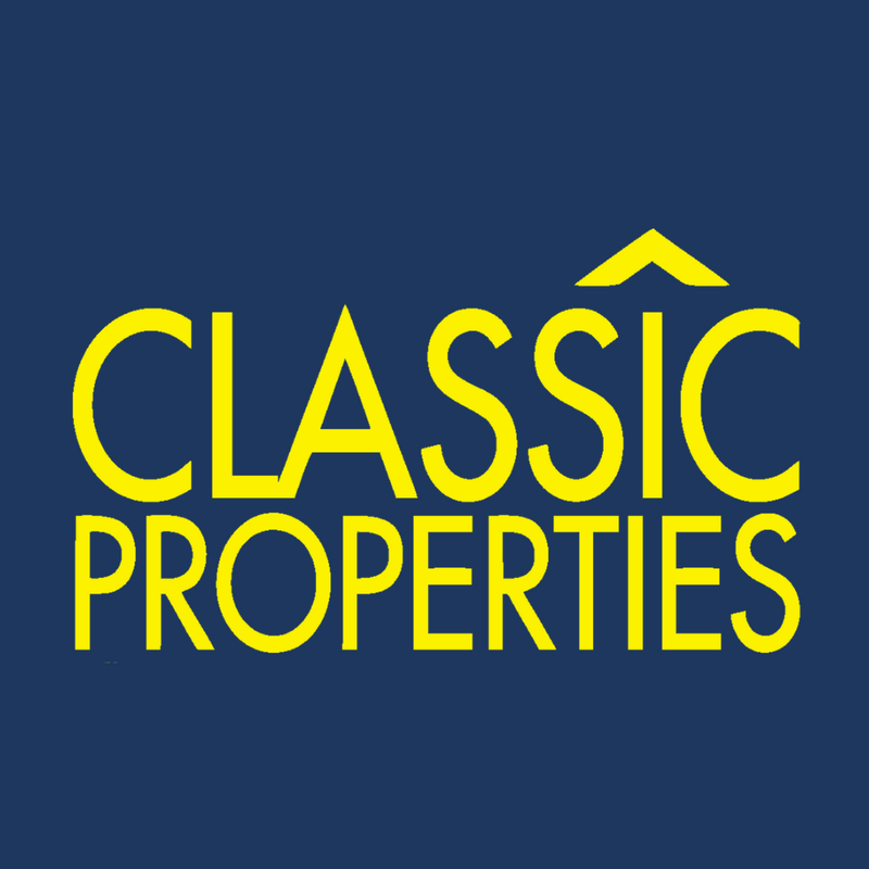 Classic Properties Real Estate Logo