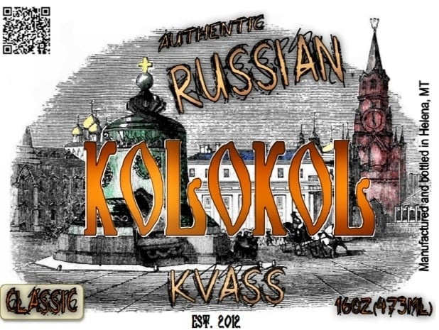 Kolokol Kvass