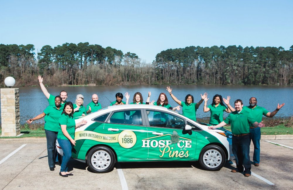 Hospice in the Pines: 1504 W Frank Ave, Lufkin, TX