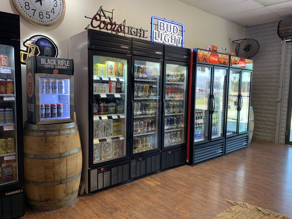 The Ditch Beer and Wine Store: 856 AZ-89, Chino Valley, AZ