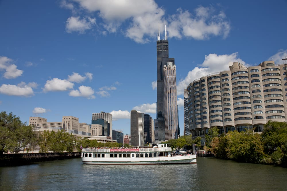 Photo of Chicago Architecture Foundation River Cruise - First Lady - Chicago, IL, United States
