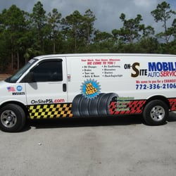 Photo Of On Site Mobile Auto Service   Port St Lucie, FL, United States