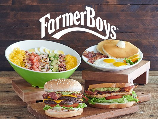 Farmer Boys: 6315 Telegraph Rd, Los Angeles, CA