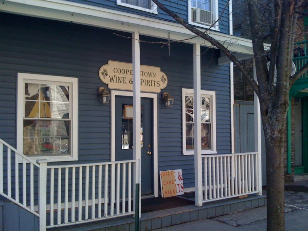 Cooperstown Wine & Spirits: 45 Pioneer St, Cooperstown, NY