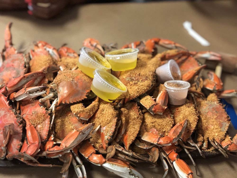 Abner's Crab House: 3748 Harbor Rd, Chesapeake Beach, MD