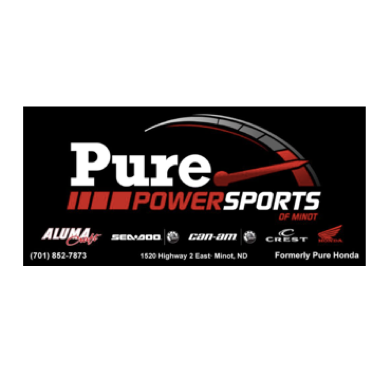 Pure Powersports: 1520 Hwy 2 E, Minot, ND