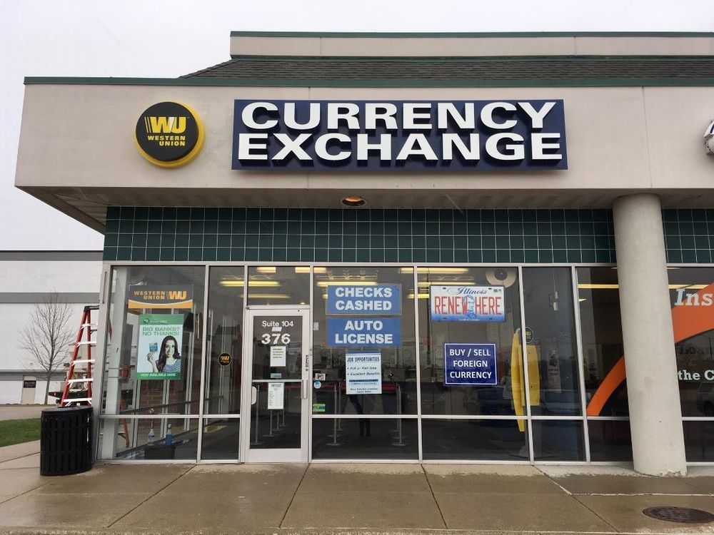 Fox Valley Currency Exchange
