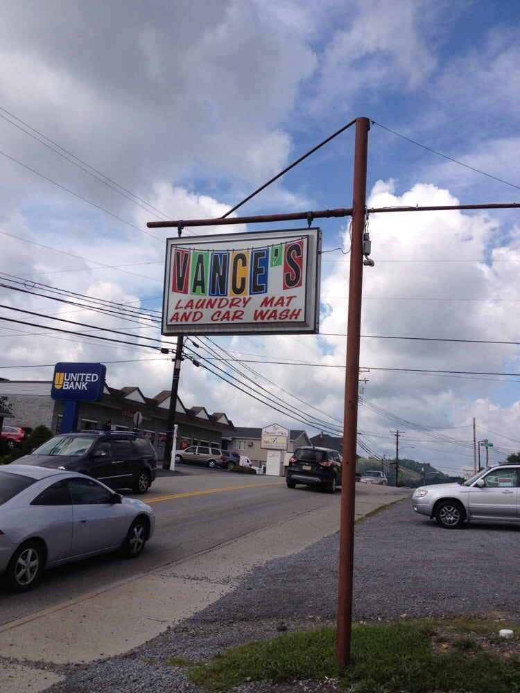 Vance's Laundry Mat and Car Wash: 3437-3443 County, Star City, WV