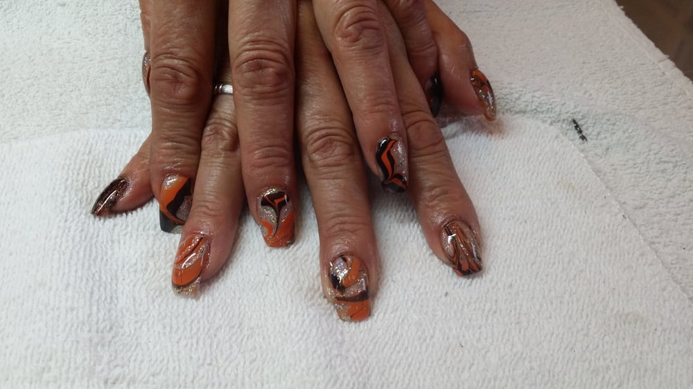 Fancy Nails & Spa - 12 Photos - Nail Salons - 158 Everett Ave ...