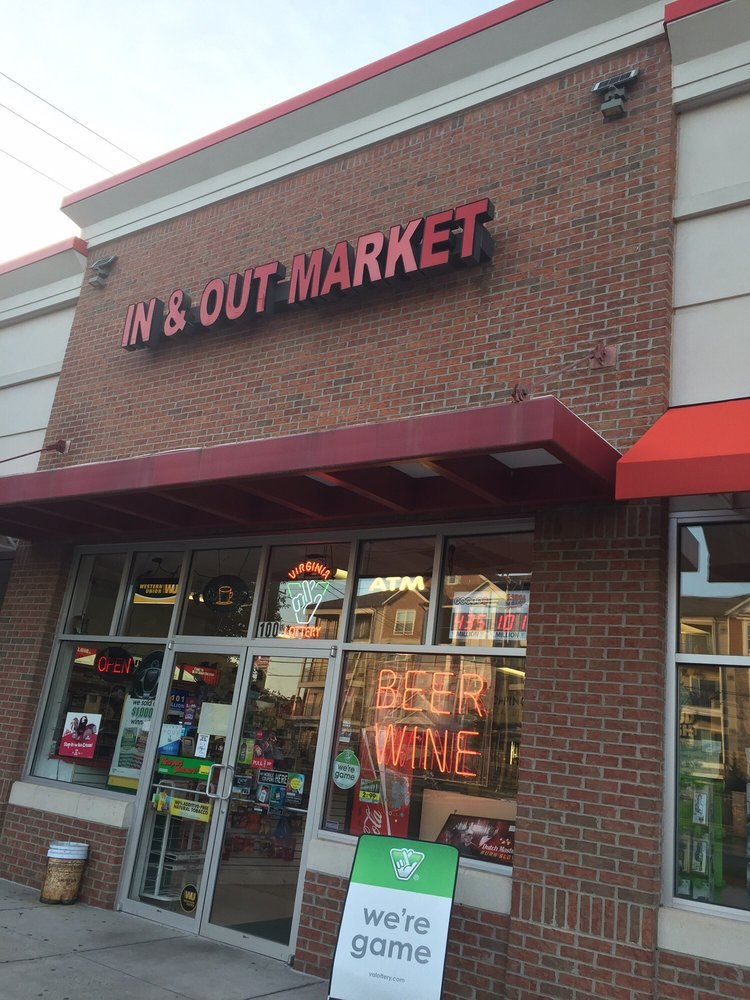 In and Out Market: 21807 Shellhorn Rd, Ashburn, VA