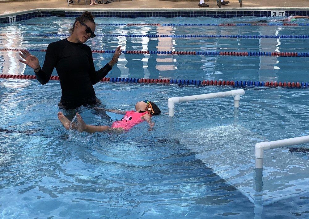 Makenna Kelley Swim Instructor: Dallas, TX