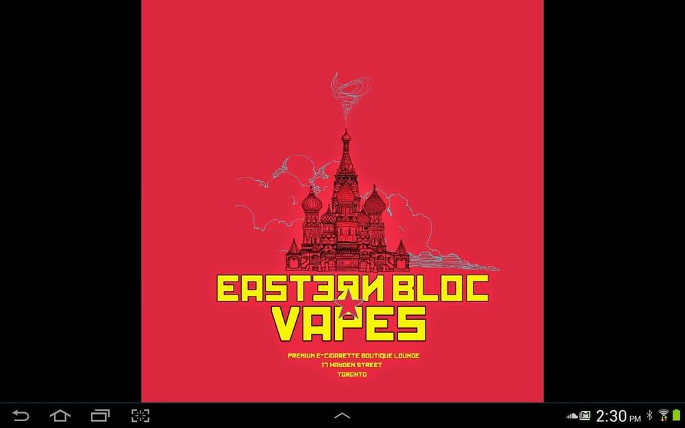 Eastern Bloc Vapes