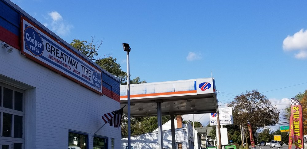 Greatway Tire and Auto Center: 9 S Plank Rd, Newburgh, NY