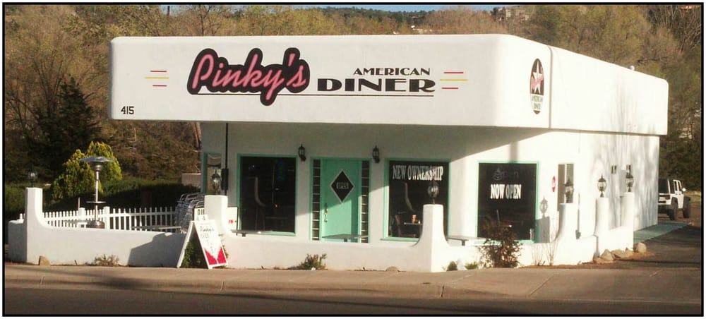 Pinky s american diner closed american traditional for California form 3588