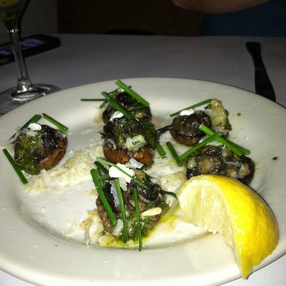 Roasted garlic escargot yelp for Adriatic cuisine