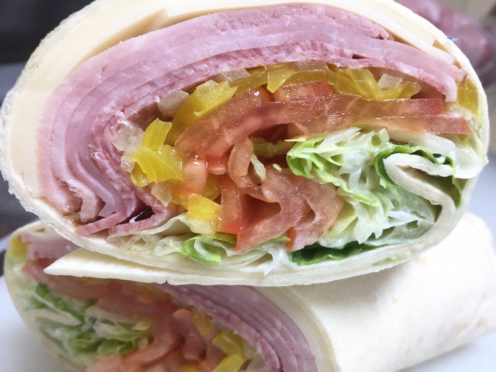 Pumpernickels Subs & Sandwiches: 410 E Adrian St, Blissfield, MI