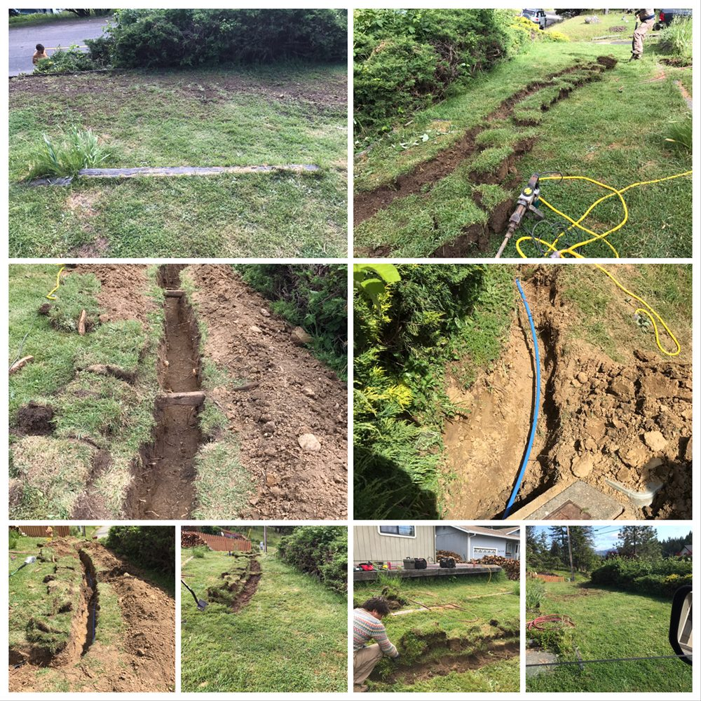 KMS Drain Cleaning and Repair: 300 Coast Ave, Willits, CA