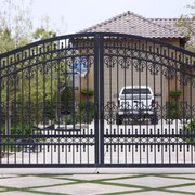 Love The Color Photo Of Jaguar Wrought Iron Bakersfield Ca United States