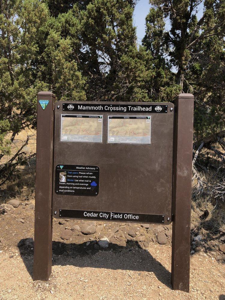 Mammoth Crossing Trail: 2735 E 400 N, Beaver, UT
