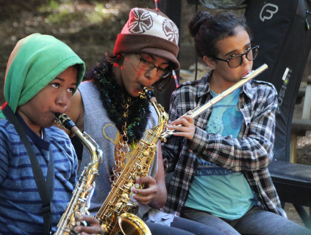 Jam Camp West: 100 Wright Drive, Loma Mar, CA