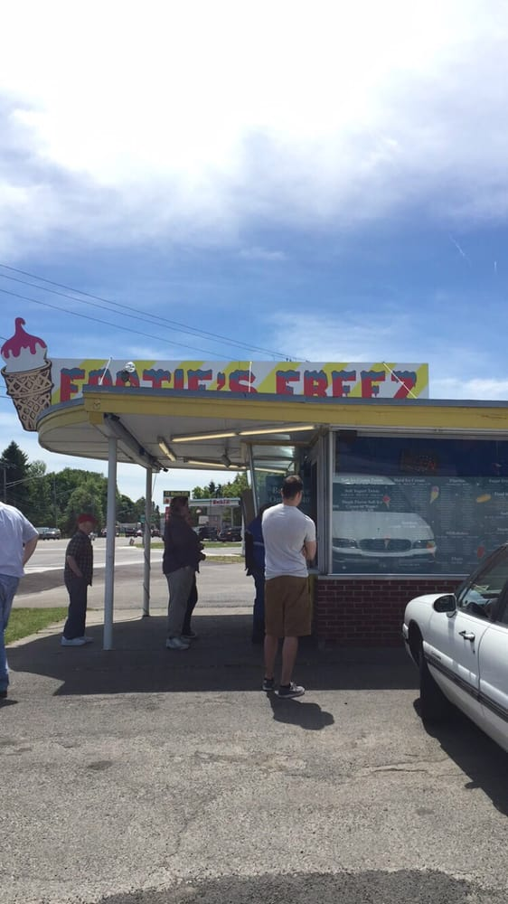 Footie's Freez: 1061 Rte 13, Cortland, NY