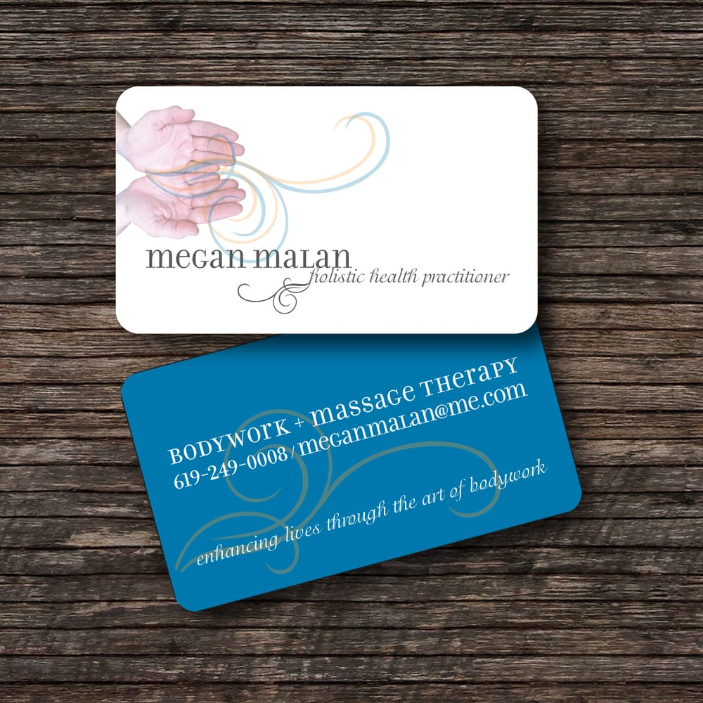 Logo design business card megan malan holistic health photo of haven page design san diego ca united states logo design colourmoves