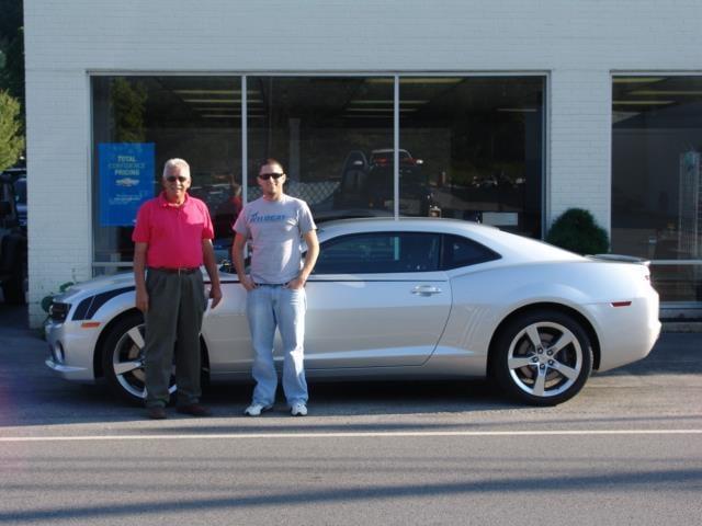 Pop's Chevrolet Buick Cadillac: 600 US 23 S, Prestonsburg, KY