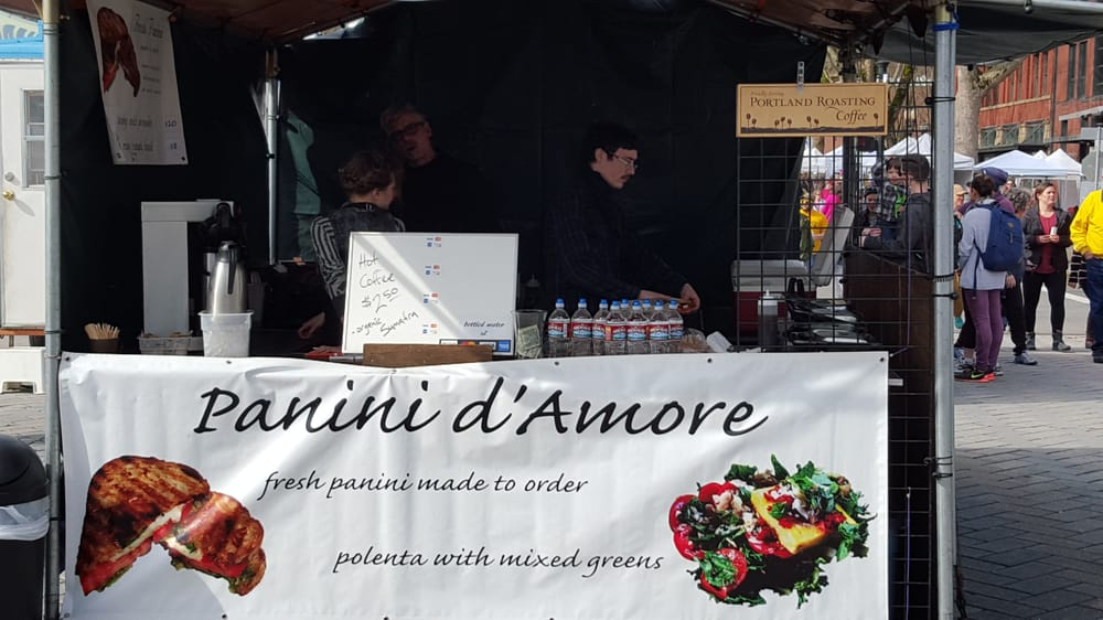 Panini D'amore: 2 SW Naito Pkwy, Portland, OR