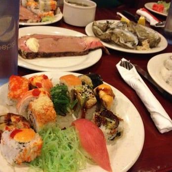 fuji sushi seafood buffet 26 photos 102 reviews sushi bars rh yelp ca scampi's seafood buffet destin fl seafood buffet in destin florida