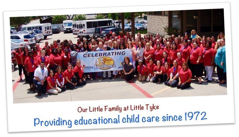 Little Tyke Learning Centers: 120 Harris Dr, Crowley, TX