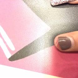 Nail art 11 photos 13 reviews nail salons 3655 s rainbow photo of nail art las vegas nv united states half my nail prinsesfo Images