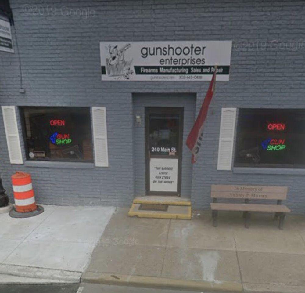 Gunshooter Enterprises: 240 Main St, Millsboro, DE