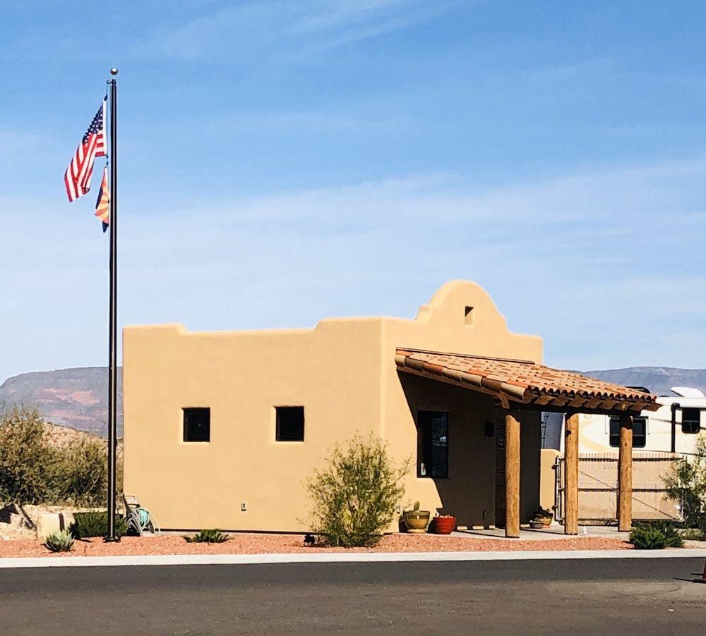 Rain Spirit RV Resort: 551 S Broadway, Clarkdale, AZ