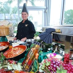 Awesome Photo Of Delectables Fine Catering   Palm Harbor, FL, United States. Pasta  Chef