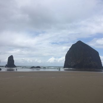 Photo Of Haystack Rock Cannon Beach Or United States